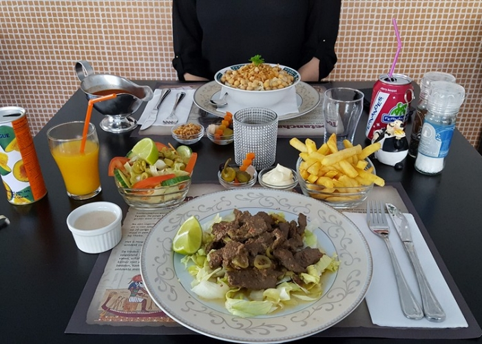 Aanbieding van restaurant Habibi Rotterdam in Rotterdam ...